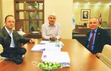Eskişehir Tabip Odası Yönetimi'nden Odunpazarı Belediyesine ziyaret