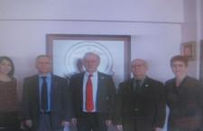 Milliyetçi Hareket Partisinden Tabip Odasına Ziyaret