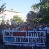 Eskişehir Emek ve Demokrasi Güçlerinden Savaşa Hayır Yürüyüşü