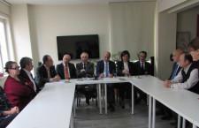 CHP Milletvekillerinden Eskişehir Tabip Odasına Ziyaret