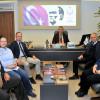 Eskişehir Sağlık Müdürü Ziyaret Edildi
