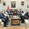TTB Merkez Konseyi Sağlık Bakanı Demircan ile görüştü