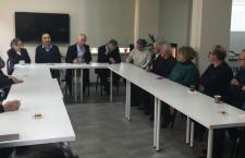 Türk Tabipleri Birliği Şehir Hastaneleri İzleme Grubu Hekimlerle Buluştu