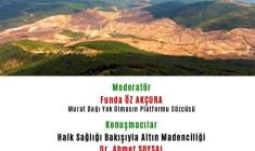 Altın madenciliği uğruna dağlarımıza sularımıza neler oluyor ?