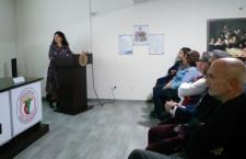 Şiddetin Hedefindeki Kadınlık konferansı