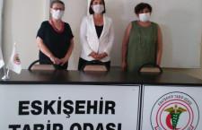 CHP'den yeni yönetime ziyaret